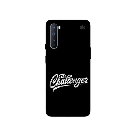 The Challenger OnePlus Nord Phone Cover
