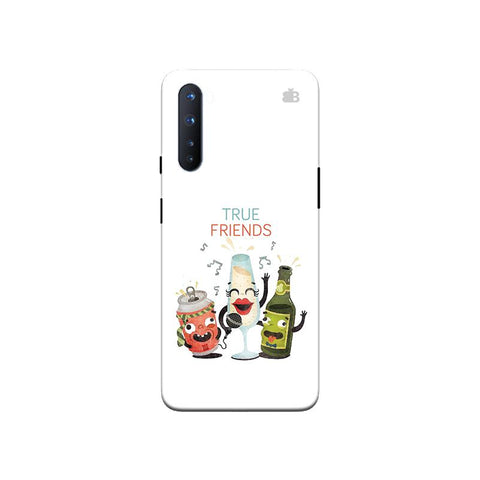 True Friends OnePlus Nord Phone Cover