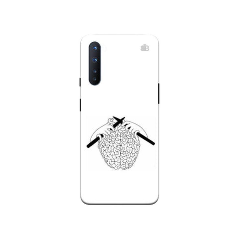 Weaving Brain OnePlus Nord Phone Cover