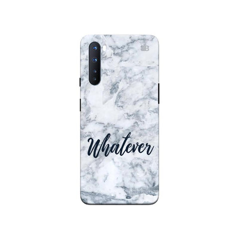 Whatever OnePlus Nord Phone Cover