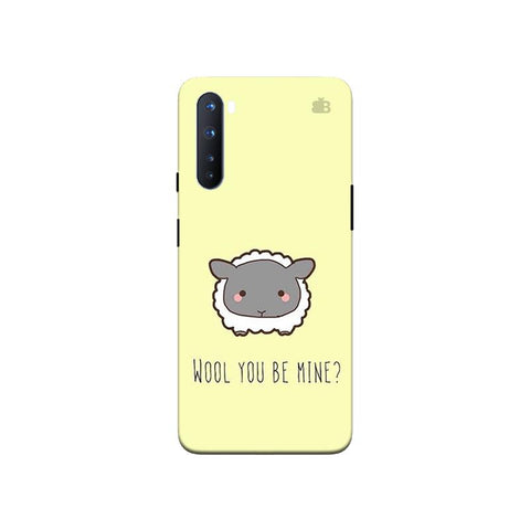 Wool OnePlus Nord Phone Cover