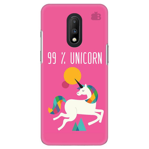 99% unicorn OnePlus 7 Cover