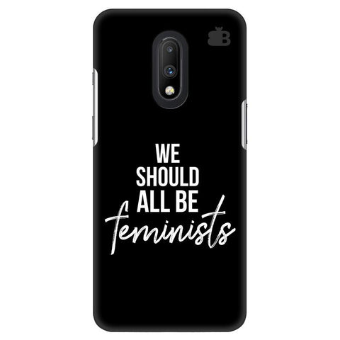 Be Feminists OnePlus 7 Cover