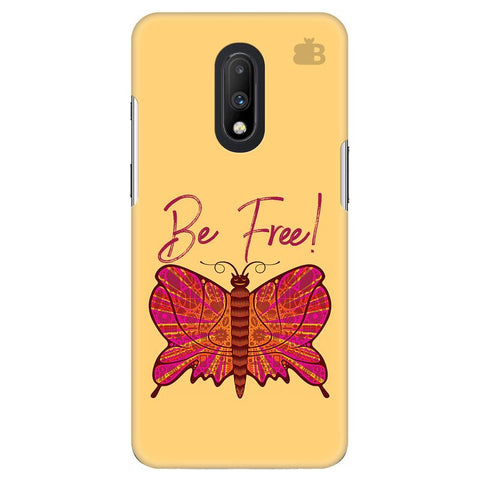 Be Free OnePlus 7 Cover
