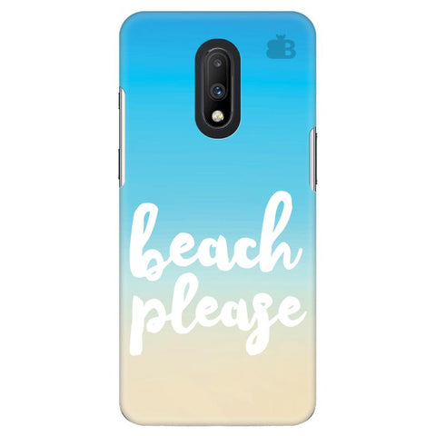 Beach Please OnePlus 7 Cover