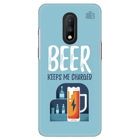 Beer Charged OnePlus 7 Cover