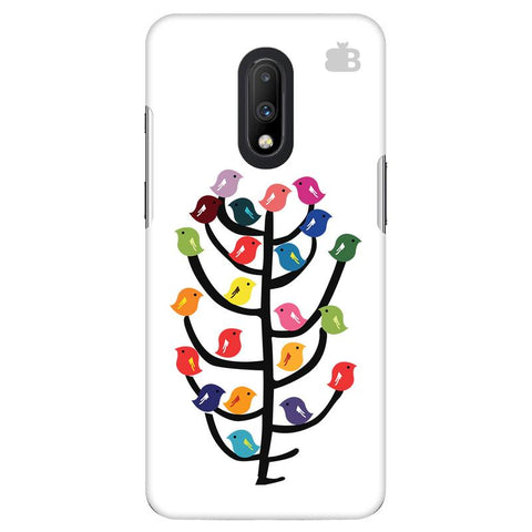 Birds on Trees OnePlus 7 Cover
