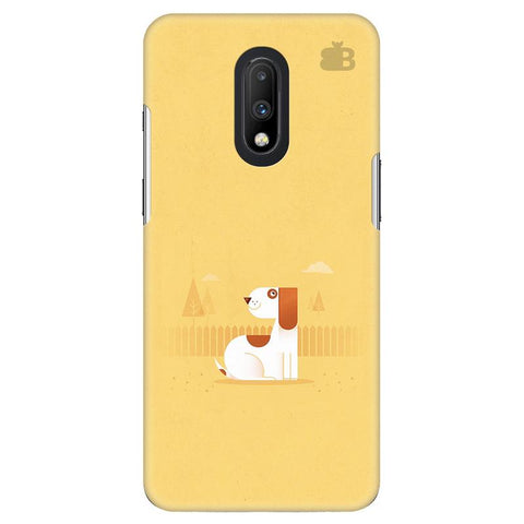 Calm Dog OnePlus 7 Cover