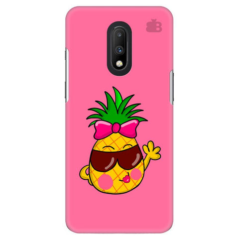 Funky Pineapple OnePlus 7 Cover