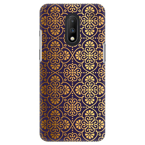 Gold Ornament OnePlus 7 Cover
