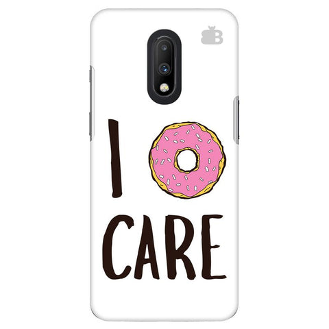 I Donut Care OnePlus 7 Cover