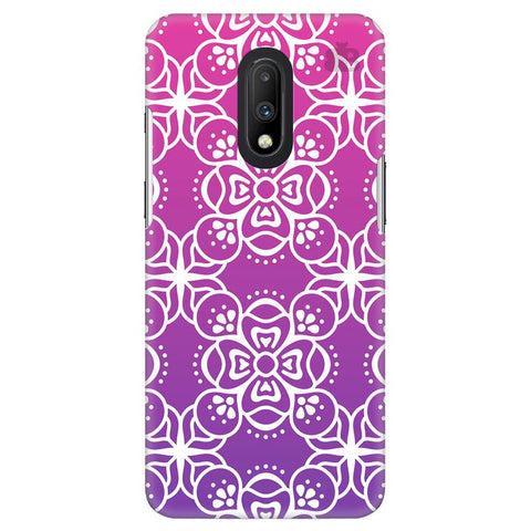 Indian Ethnic Art OnePlus 7 Cover