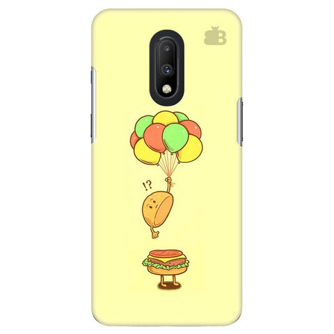 Light Burger OnePlus 7 Cover