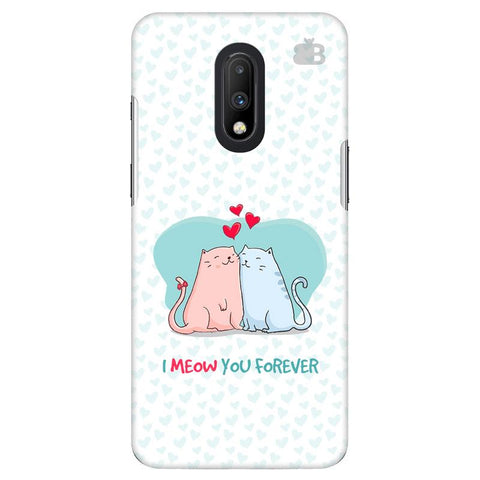 Meow You Forever OnePlus 7 Cover