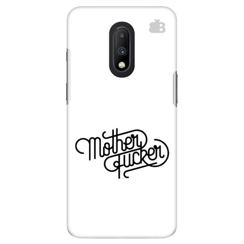 Mother F'er OnePlus 7 Cover
