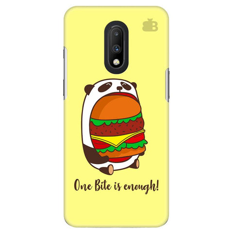 One Bite OnePlus 7 Cover