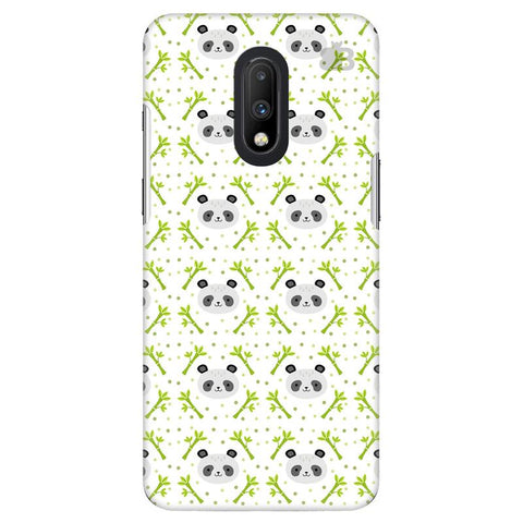 Peaceful Panda OnePlus 7 Cover