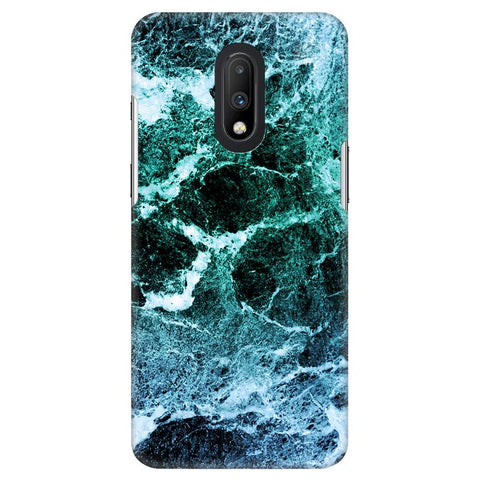 Sea Marble OnePlus 7 Cover