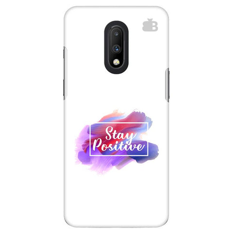 Stay Positive OnePlus 7 Cover
