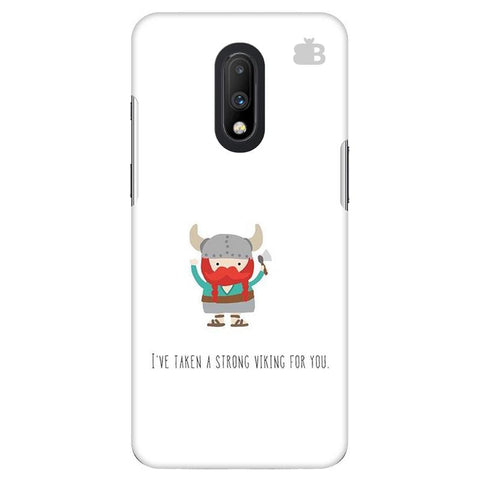 Strong Viking OnePlus 7 Cover