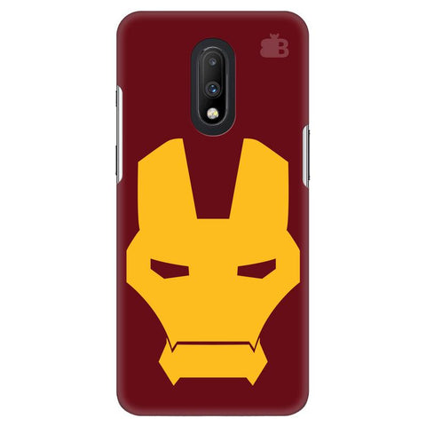 Superhero Mask OnePlus 7 Cover