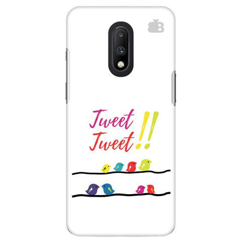 Tweet Tweet OnePlus 7 Cover