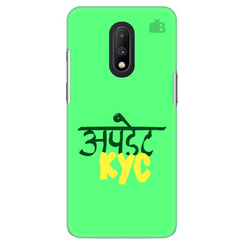 Update KYC OnePlus 7 Cover