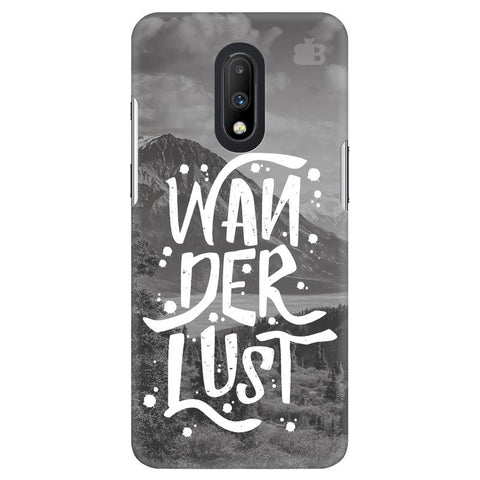 Wanderlust OnePlus 7 Cover