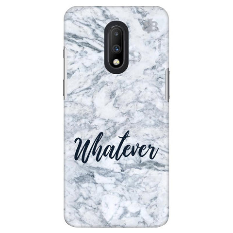 Whatever OnePlus 7 Cover