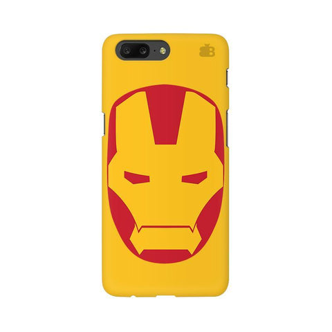 Angry Superhero Mask OnePlus 5 Phone Cover