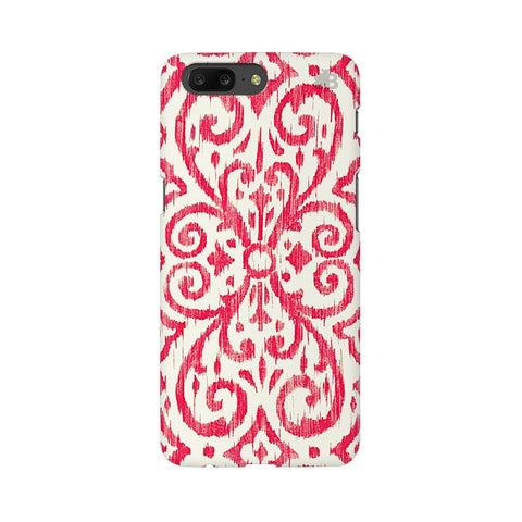 Bright Ikat Art OnePlus 5 Phone Cover