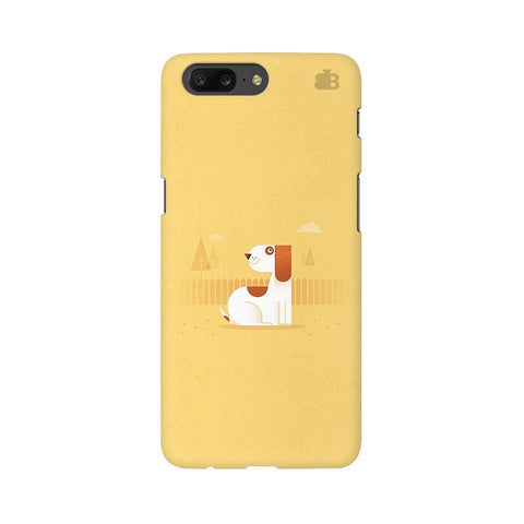 Calm Dog OnePlus 5 Phone Cover