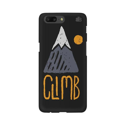 Climb OnePlus 5 Phone Cover