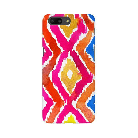 Colorful Ikat OnePlus 5 Phone Cover