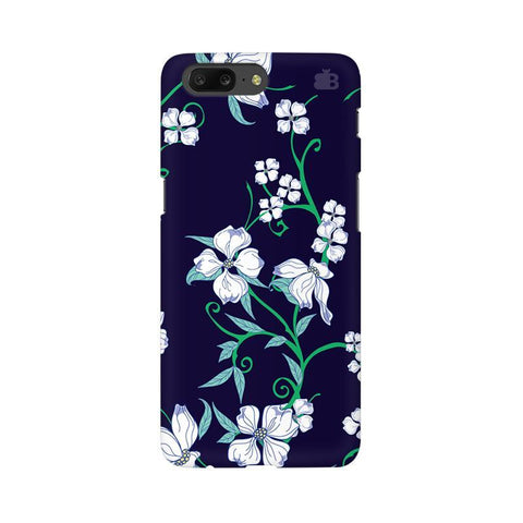 Dogwood Floral Pattern OnePlus 5 Phone Cover