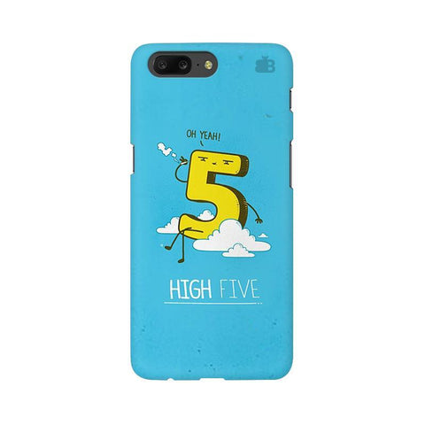 High Five OnePlus 5 Phone Cover