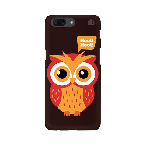 Hoot Hoot OnePlus 5 Phone Cover