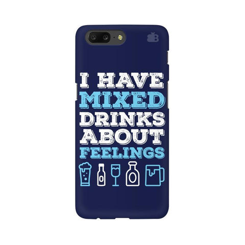 Mixed Drinks OnePlus 5 Phone Cover