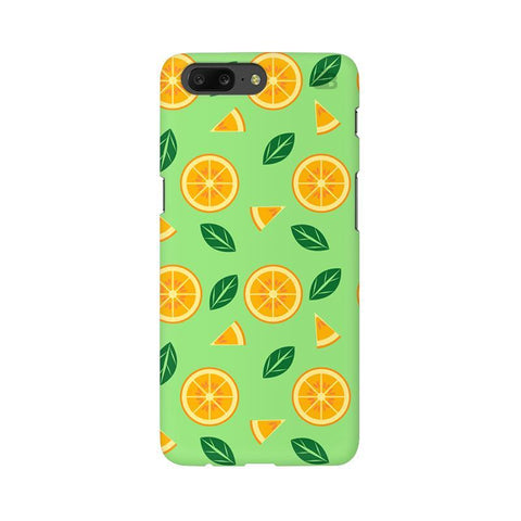 Oranges OnePlus 5 Phone Cover