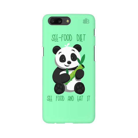 See-Food Diet OnePlus 5 Phone Cover