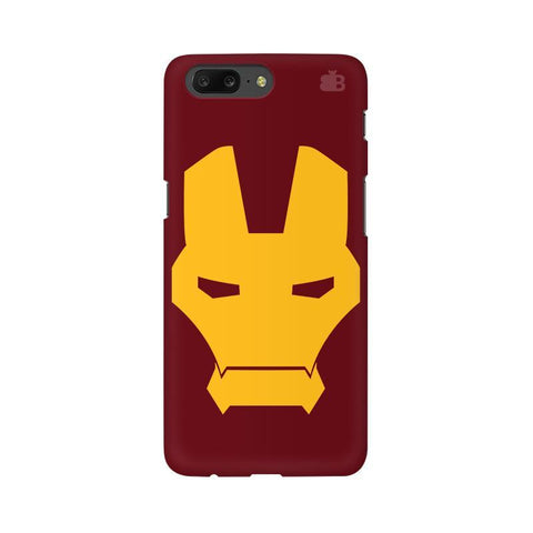 Superhero Mask OnePlus 5 Phone Cover