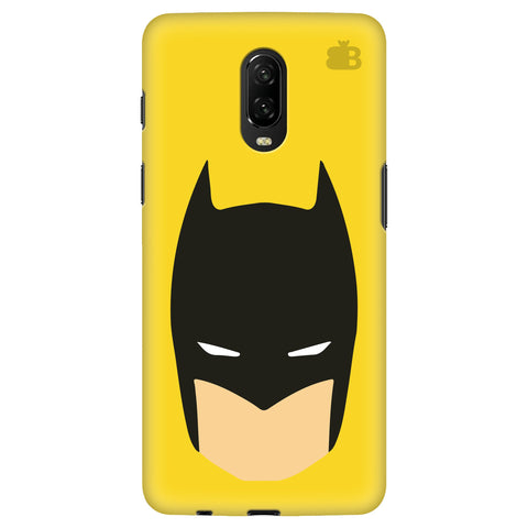 Angry Masked Superhero OnePlus 6T Cover