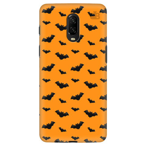 Bats Pattern OnePlus 6T Cover