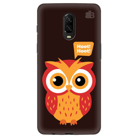 Hoot Hoot OnePlus 6T Cover
