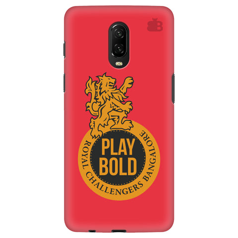 Rc Banglore Oneplus 6T Cover