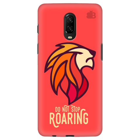 Roaring Lion OnePlus 6T Cover
