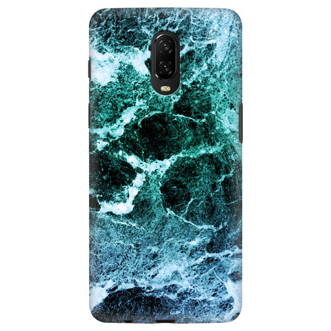 Sea Marble OnePlus 6T Cover