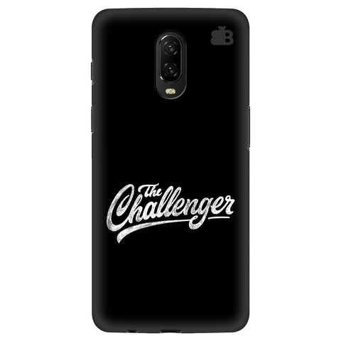 The Challenger OnePlus 6T Cover
