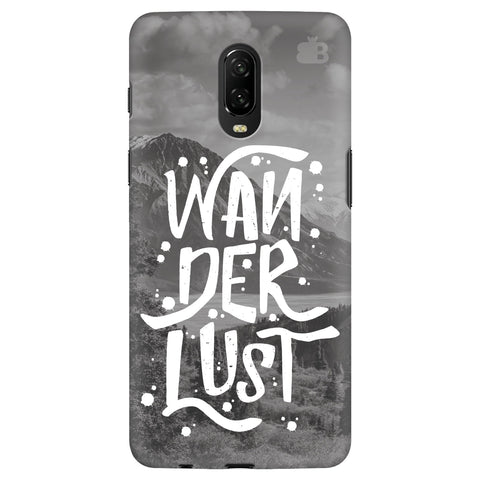 Wanderlust OnePlus 6T Cover