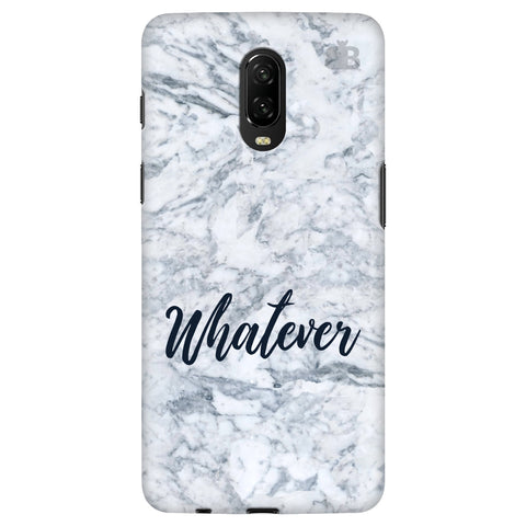 Whatever OnePlus 6T Cover